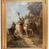 Tunica, Hermann August Theodor Braunschweig 1826 – 1907 (Kat.Nr. 1684) Schätzpreis 2.600,-EUR