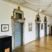Impressionen aus den Ausstellungsräumen: Klaus Fußmann