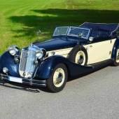 1938 Horch 853 Sportcabriolet Schätzwert € 370.000 - 470.000, Rufpreis € 150.000
