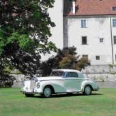 1953 Mercedes-Benz 300 S Coupé, eines  von nur 216 Coupés, erzielter Preis € 305.400