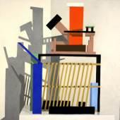 Nathalie Du Pasquier, o.T., 2009, Courtesy die Künstlerin und Exile Gallery, Berlin