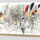 Schmischke, Kurt 1923 Osterode (Masuren) - 2004 Hamburg (Kat.-Nr. 1783) Schätzpreis 650,- EUR