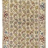 "Selendi ""Vogel-Uschak"", Westanatolien (Türkei),  ca. 336 (340) x 200 cm, 16./17. Jahrhundert, Rufpreis € 500.000"