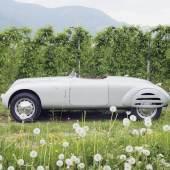 Nr. 599 1938 Lancia Aprilia Spider Touring, Schätzwert € 360.000 - 480.000