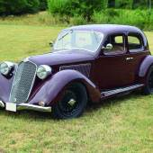 1937 Alfa Romeo 6C 2300 B Pescara, Schätzwert € 260.000 - 340.000