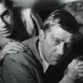 Oskar Kokoschka und Olda Palkovska, London 1939, Foto: Trude Fleischmann © Universität für angewandte Kunst Wien, Oskar Kokoschka-Zentrum
