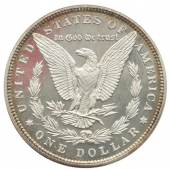 1895 NGC Proof 66 CAC (Gold) Estimate $70/100,000 Courtesy Sotheby's