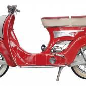 Nr. 62: c. 1961, Lohner Sissy S, Rufpreis € 300