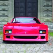1989 Ferrari F 40, Schätzwert € 750.000 - 950.000