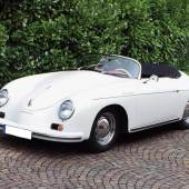 1957 Porsche 356 A T1 Speedster, erzielter Preis € 361.400