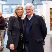 Art Düsseldorf 2019 Michael und Evelyn Viehof Copyright Sebastian Drüen