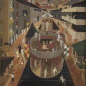 Reinhold Nägele, Bauausstellung Stuttgart, 1924, © VG Bild-Kunst, Bonn 2018