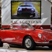 1967 Ferrari 275 GTB4S N.A.R.T. Spider by Scaglietti ©2013 Courtesy of RM Auctions