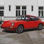 1971 Porsche 911 E 2,2 Liter Schätzwert  € 90.000 – 130.000
