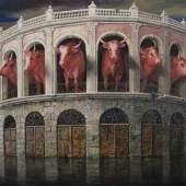 1981 Lettl-Der Turm der roten Ochsen