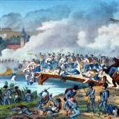 200 JAHRE TIROLER KAISERJÄGER  Schlacht von Custozza im dritten Krieg gegen Sardinien-Piemont/Italien 1866  © Kaiserjägermuseum/ Bergiselstiftung
