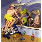 Pieter Schoolwerth »Workout«, 2006