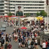 Checkpoint Charlie, Foto: Friedhelm Denkeler