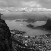 Olaf Heine Christ the Redeemer, Rio de Janeiro, 2013 © + courtesy the artist