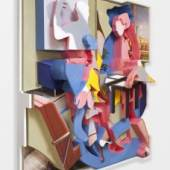 Pieter Schoolwerth »Model for Personality Inventory«, 2018