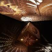 Light is my art genre. In the past, paintings and sculptures seemed to glow. Now they do it. (Otto Piene)