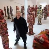 Ausstellungsansicht HA Schult (c) Bernd Schaller