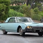 1962 Ford Thunderbird Coupé Hardtop No reserve Estimation: 15000  - 20000 €