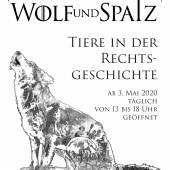 Hund und Katz - Wolf und Spatz: Tiere in der Rechtsgeschichte