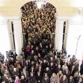 Open House im Winterpalais, 2013 Offizielle Eröffnung am 18. Oktober 2013 © Belvedere, Wien
