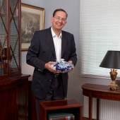 Marcus B. Pecher, Kunsthändler & Inneneinrichter