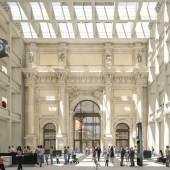 Bild: Foyer © SHF / Architekt: Franco Stella mit FS HUF PG