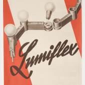 Werbebeilage für Lichterketten der Firma Lumiflex, 1930er Jahre Sammlung Werkbundarchiv – Museum der Dinge / Foto: Armin Herrmann