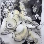Slava Reyzin (1) Tusche auf Papier 21x14,5