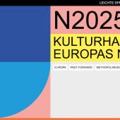 N2025 Nürnberg Kulturhauptstadt Europas