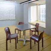 Micha Zweifel. Zur Sackgasse 4. Stock / Manor Kunstpreis Zentralschweiz Luzern, Ausstellungsansicht, 2020 Foto: Marc Latzel