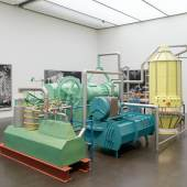 Ausstellungsansicht, Rinus Van de Velde. I'd rather stay at home, ..., Kunstmuseum Luzern, 2021, Foto: Marc Latzel
