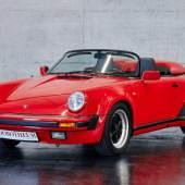 Lot 77:  1989 Porsche 911 Speedster, Schätzwert € 210.000 - 290.000