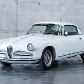 Lot 76:  Alfa Romeo 1900C Super Sprint, Schätzwert € 140.000 - 200.000