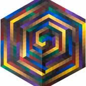 Victor Vasarely 1906–1997 Hexa, 1964–1972  Verkauft für: 67'205 CHF*