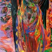 Lot. 213: Ernst Fuchs 'Die Entschleierung der Diana'