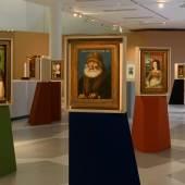 """Blick in die Ausstellung """"Nur Gesichter? Porträts der Renaissance"""", 13.5. - 28.8.2016, Tiroler Landesmuseum Ferdinandeum  © Wolfgang Lackner"""