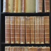 226 DIDEROT / D'ALEMBERT, Encyclopédie ou Dictionnaire Raisonné des sciences, des arts et des ... Livourne (Livorno), Amsterdam, Paris. 1770 - 1780. 42 x 29 cm.   Limit 1800 € Zuschlag 2800,00 €