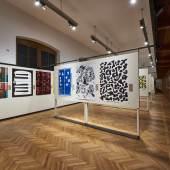 Ausstellungsansicht: 100 BESTE PLAKATE