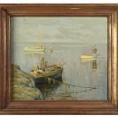 Hans Licht; >Wattenmeer<