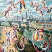 Sergej Potapow Der Künstler gehört zu den Postsymbolisten und seine Weltempfindung nähert sich den apokalyptischen Vorstellungen der europäischen Symbolisten des frühen 20. Jahrhunderts an. Ausstellungen u.a. auf der ART Innsbruck 2008 und 2012
