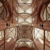 © Preiss/Deutsche Stiftung DenkmalschutzDer geborstene Himmel der Kirche ist wieder heil.