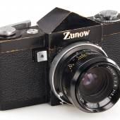 Zunow Zunowflex black paint *, Jahr: 1960 Schätzpreis: EUR 20,000 - 25,000