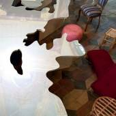 Michelangelo Pistoletto, Love Difference Table (Detail), 2003-2012, Courtesy Love Difference – Artistic Movement for an InterMediterranean Politic