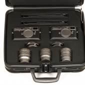 Leica M 'Edition 100' 2014, Seriennummer: 2014 Schätzpreis: EUR 50,000 - 60,000
