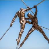 28e Sculpture Link Arc Nicolas Lavarenne KNOKKEARTFAIR